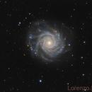 NGC 3938,                                Lorenzo Siciliano