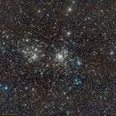 NGC 884 & NGC 869,                                Greg Nelson