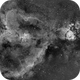 IC1805 Heart Nebula Ha,                                Ilyoung, Seo