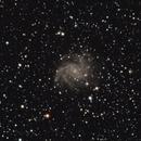 NGC 6946  / Fireworks Galaxy LRGB,                                Vikas Sahota