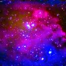 ngc 2174 nebulosa  nei gemelli                                                            distanza 5000 mila A.L.,                                Carlo Colombo