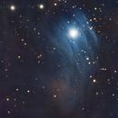 NGC 1435 - Merope Nebula,                                Joshua Bury