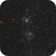 NGC 869 & NGC 884,                                Mark L Mitchell