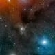 IC 4603, Rho Ophiuchi Nebula,                                Alastairmk