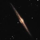 Needle Galaxy, NGC 4565,                                Arne