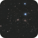 NGC 4889 and friends,                                Algorab