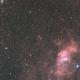 NGC 7635 Bubble Nebula,                                Kathy Walker