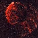 IC 443 - The Jellyfish Nebula,                                StarSurfer Carl