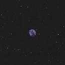 NGC246 Skull Nebula, Bicolor,                                Roberto Sartori