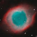 NGC 7293 - Helix Nebula,                                Kyle Butler