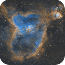 Heart nebula,                                Steph65