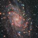 Messier 33,                                Giuseppe Donatiello