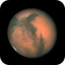 Mars on 3rd October 2020 - ASI 290MM first light!,                                Henning Schmidt