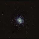 M13: Great Star Cluster in Hercules,                                orangemaze