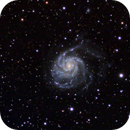 M101 lrgb,                                Roger46