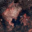NGC 7000 & IC 5070,                                Angelo Mohorovic