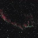 Eastern Veil Nebula,                                Nate Wright