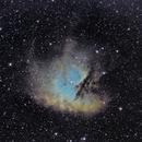 NGC 281 Pacman SHO,                                Markus