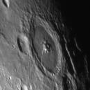 Petavius crater Moon 2021-02-28,                                xavier
