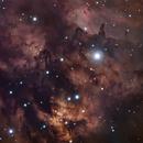 IC 1795 HaRGB - Liverpool Telescope,                                  Daniel Nobre