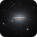 Sombrero Galaxy,                                Roger Gifkins