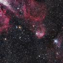 Outskirts of the Carina Nebula,                                Mauricio Christiano de Souza