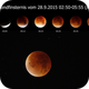 Mondfinsternis / total lunar eclipse 28-09-2015,                                Christian0815