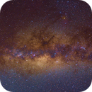 Central Panorama of the Milky Way,                                Will Thompson