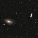 M81 M82 Bodes Nebel,                                Mario Gromke