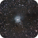 ngc7023 - combination of 2011 and 2014 image - total of over 30 hours exposure - all images taken from my home terrace,                                Stefano Ciapetti
