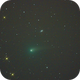 C2012 K1 with NGC 3950,                                Randall Evans