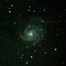 M101 Pinwheel new data,                                Moleculejockey