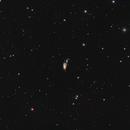 NGC5394/5 (ARP84) Heron Galaxy,                                Rolf Dietrich