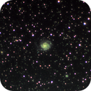 Pinwheel Galaxy M101,                                AWIJS