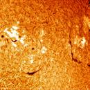 AR 11614 & 11615 SEEN TROUGH HAZE,                                Gabriel - Uranus7