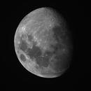 Moon test with 1.5x APM Coma corrector,                                Ivan Nair