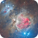 M42 The Great Orion Nebula (@DSWRO),                                Sung-Joon Park