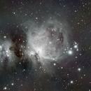 Orion Nebula Rework,                                griz11