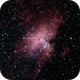M16 The Eagle Nebula,                                Greg McKay