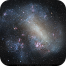 Large Magellanic Cloud   -  APOD on 2015 Aug 27,                                Kiko Fairbairn