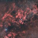 Cygnus Region in HaRGB: DSLR data + narrowband Ha,                                Michele Vonci