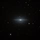 The Sombrero Galaxy - M104,                                Corey Rueckheim