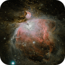 M42 - My first Attempt.,                                Patrick Cosgrove