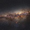 Southern Milky Way,                                Jacek Bobowik