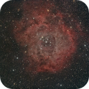 NGC2244 and Rosette Nebula with new Canon EOS Ra,                                Peter