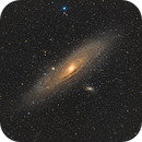 M31 Andromeda Galaxy,                                Stan Smith