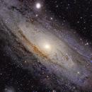 M31,                                George Simon