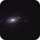 Sunflower Galaxy (M63),                                Guillaume Cullet