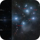 7 Sisters ,15 Asteroids and 4 Variable stars,                                sky-watcher (johny)