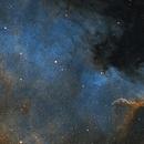 NGC7000,                                FloEd